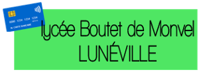 LYCEE BOUTET LUNEVILLE